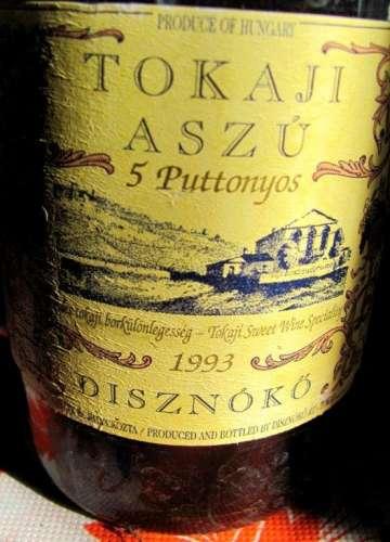 11Salon de l'agriculture 2011 vin de Tokaji en Hongrie.JPG