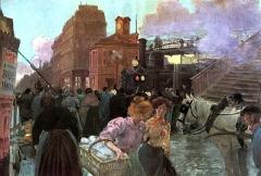 Petite Ceinture vers 1885  passage à niveau aquarelle_g_scott_pf-ce856.jpg