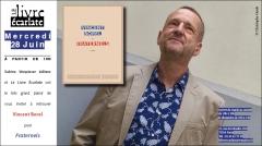 Le livre Ecarlate 28 juin rencontre avec François Borel pour fraternels.jpg