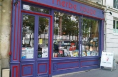 librairie ithaque,librairie le livre ecarlate,librairie l'herbe rouge,librairie la petite lumière