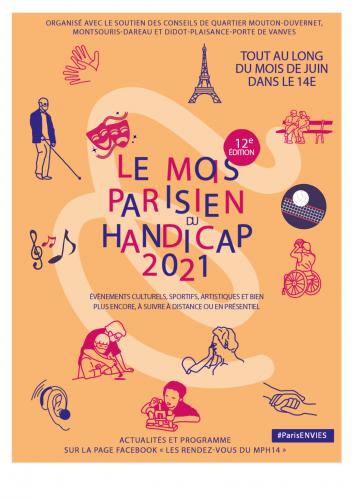 Mois parisien du Handicap juin  2021  dans le 14ème.png