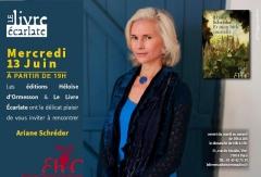 le livre Ecarlate 13 juin 2018 Ariane Schréder Et mon luth constellé.jpg