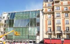 façade du cinéma gaumont Alésia en construction 27 avril 2016 (2).JPG