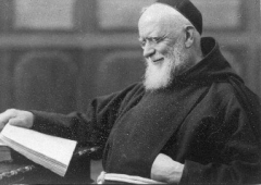 frère dominique lebon,ludovic de besse,couvent des capucins 32 rue boissonade