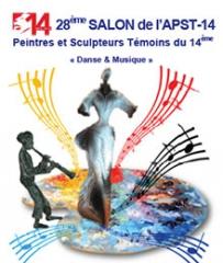 Salon des peintres et sculpteurs témoins du 14ème 19- 26 juin  2015.jpg