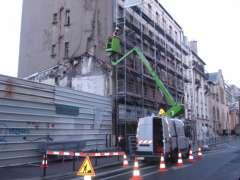 Ferme de Montsouris travaux de démolition sur le site.JPG