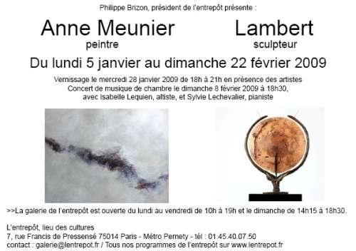 Exposition Meunier peintre et Lambert sculpteur.JPG