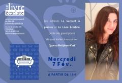 le livre ecarlate 7 fév 2018 rencontre avec Cypora Petit-Jean Cerf.jpeg