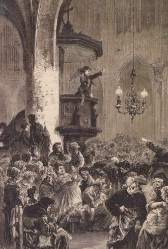 université populaire du 14ème, la commune de Paris 1871
