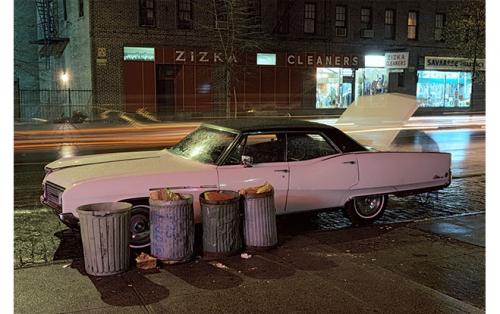 fondation cartier pour l'art contemporain expo sur l'automobile jusqu'en sept 2017.jpg