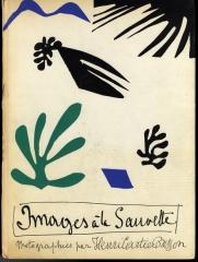 images à la Sauvette d' henri Cartier Bresson  couverture Henri Matisse.jpg
