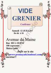Vide- grenier  RUE DE  L'OUEST  et avenue du Maine.jpg