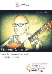 Vincent Duhazé, le moulin à café café associatif paris 14ème
