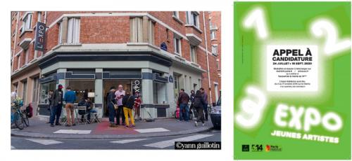 expo jeunes artistes rue maurice bouchor appel à candidature 2020.png