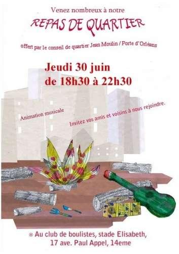 Affiche Barbecue conseil de quartier Jean Moulin Porte d'Orléans.JPG