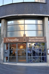 Chapelle Saint Bernard de Montparnasse,Jean-Marie Petitclerc