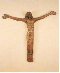 Saint Bernard de Montparnasse Christ.jpg