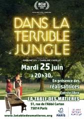 la table des matières 25 juin affiche-dans-la-terrible-jungle-.jpg