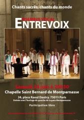 Entrevoix concert 24 juin 2017  à  Saint Bernard de Montparnasse.jpg
