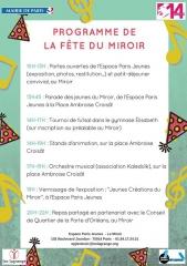 espace jeunes le miroir 103 boulevard jourdan,conseil de quartier jean molin- porte d'orléans