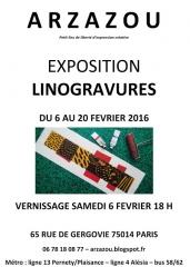 ARZAZOU expo  lino fevrier 2016.jpg