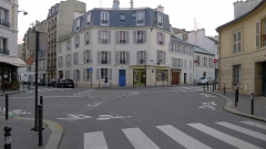 place Michel-Audiard rwk » par Mbzt — Travail personnel..jpg