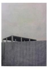 cecile galland expo peinture nov 2018 peinture en  noir et blanc.jpg