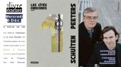 le livre ecarlate 6 décembre 2017 Benoit Peeters et François Schuiten.jpg